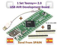 Teensy++ 2.0 USB AVR develope board support audrino IDE