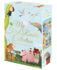 NEW My First Readers 15 Books Collection Children's Classic Stories Box Set Kids