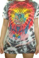 Vintage Iron Maiden Shirt 1987 Somewhere in Time Tye Dye Concert shirt 80s tee M