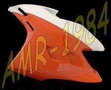 LADO LATERAL SX APRILIA AF1 125 RESUMEN 1989 BLANCO ROJO AP8131058