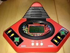 1986 Vtech Video Technology Talking Play by Play Football electronic Game