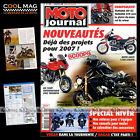 MOTO JOURNAL N°1694 YAMAHA MT03 XTX 660 GUZZI 1200 STELVIO TRIUMPH 675 1050 2006