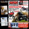MOTO JOURNAL N°1694 XTX 660 YAMAHA MT-03, GUZZI 1200 STELVIO, RALLYE DAKAR 2006