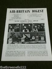 AIR BRITAIN DIGEST - MAY 1963 VOL 15 # 5 - SURPLUS GOONIES