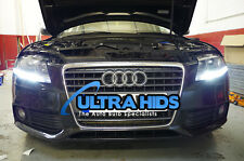 4X P13W Xenon WHITE HIGH POWER CREE LED Bulbs AUDI CREE A4 DRL DAYTIME LIGHTS B8
