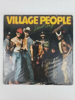 Village People - Live And Sleazy 2 LP VG+ NBLP-2-7183 USA 1979 Vinyl Record EX