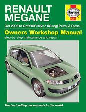 Renault Megane mk I Workshop Service & Repair Manual 1995 to 2002 PDF DOWNLOAD Auto Parts and Vehicles Repair Manuals & Literature