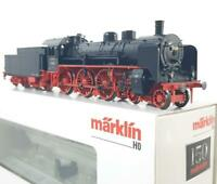 RARE MARKLIN METAL 37193 HO MFX DIGITAL SOUND - GERMAN DRG 4-6-0 CLASS BR17 LOCO