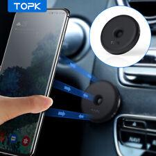 Topk Magnetic Car Phone Holder Metal Plate Universal Phone Mount Wall Dashboard