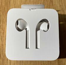 Genuine Apple Earphones Iphone X - Lightning Adapter (A)