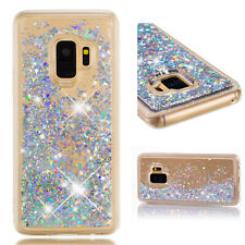 Full Wrap Soft Bling Liquid Glitter Quicksand TPU Case Cover For Android Phone