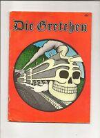 Die Gretchen 1973 - Jim Harter - Underground Comix - Speleo Press
