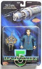 ESZ9712 Babylon 5 VIR COTTO Previews Exclusive Action Figure from WB Toys (1997)