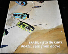 brasil visto de cima brazil seen from above Hardcover Matthew Shirts Portuguese