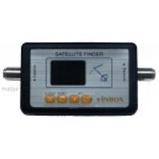 Buscador satélite Linbox Digital mostrando Buscador Satélite Nuevo