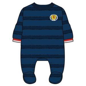 Scotland Football Baby Sleepsuit | 2021