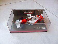 Mclaren Mercedes MP4/10 Mark Blundell #7 1995 Minichamps 1/43 F1 box