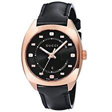 Reloj De Cuarzo Gucci YA142407 para mujer GG2570 Negro
