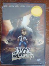 LA REVOLUCION DE JUAN ESCOPETA bruno bichir blanca guerra DVD REGION 1&4