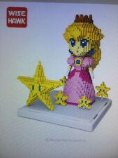 Princess Peach Super Mario Building Blocks
