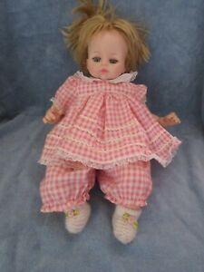 Vintage Baby Doll Needs TLC Madame Alexander?