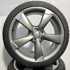 20 Zoll Audi A6 S6 4G Rotor Winterräder Winterkompletträder Felgen 4G0601025BP
