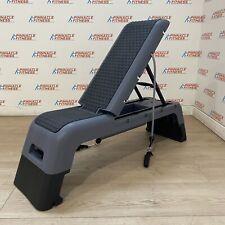 Blitz Studio Deck Aerobic Step Gym Platform Incline Flat Decline Workout Bench