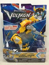 2017 Playmates Voltron Legendary Defender Yellow Lion NEW In Package