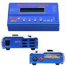 New iMAX B6 Lipo NiMh Li-ion Ni-Cd RC Battery Balance Digital Charger Discharger