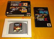 F-ZERO X Nintendo 64 N64 Versione PAL Italiana ○○○○ COMPLETO
