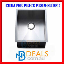 Square Edge 390*450*200 mm Kitchen Sink Laundry Sink stainless steel hand made