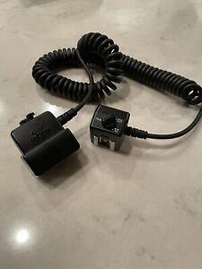 Genuine Nikon SC-29 Dedicated TTL Coiled Sync Extension Cord