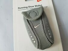 Nike Running Shoe Wallet With Accessible Storage Gray Adult Unisex One Size