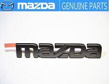 MAZDA RX-7 FD3S Genuine Rear Trunk Badge Emblem JDM  OEM