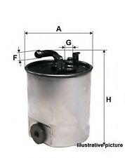 OP - filtro carburante NISSAN  Murano II,Qashqai I