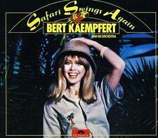 Bert Kaempfert - Safari Swings Again [New CD] Germany - Import