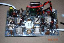 VHF FM RF Amplifier, 136 -174 MHz, 80 Watts, 12Vdc G.E. Master II.