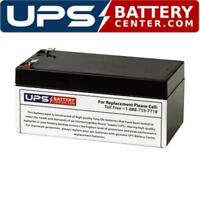 APC Back-UPS ES 350VA BE350T Compatible Replacement Battery