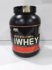 Optimum Nutrition Gold Standard Whey Protein, Double Rich Chocolate, 5lb
