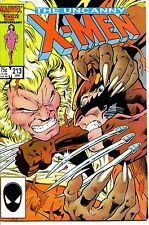 Uncanny X-Men #213 HIGH GRADE VFN/NM