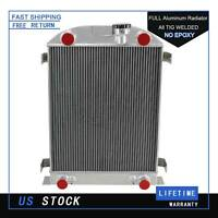 New Radiator FORD FLATHEAD ENGINE Flat Head Stock Height  1933-1934 33-34 Truck
