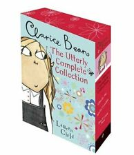 Clarice Bean: The Utterly Complete Collection by Lauren Child 9780763641153