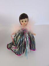 "Madame Alexander Doll 8"" Brunette Wendy Face Masquerade Doll"