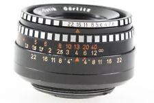 Kamera-Objektive mit 50mm Festbrennweite Meyer Optik