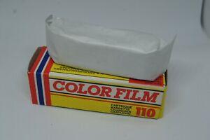 110 Colour Cartridge Film