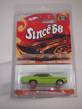 Hot Wheels Since '68 Top 40 #17/40 '70 Plymouth Road Runner VHTF