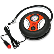 Portable Air Compressor Bike Auto Car Tyre Inflator Inflatable Pump    1+7