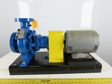 Armstrong 3x2x6 End Suction Centrifugal Pumps 200gpm 90 Lift 75hp 208 230460v