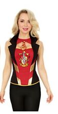 New! Harry Potter Gryffindor Corset Costume Cosplay Size L XL Comic Con