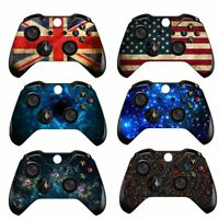 For Xbox One Console Controller Shell Handle Panel Skin Decal Sticker Cover